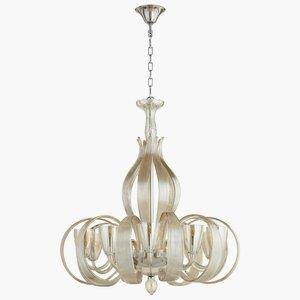 Lucille -Ten Light Chandelier