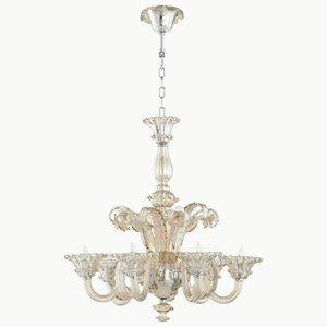 LaScala -Six Light Chandelier