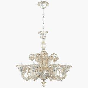 LaScala -Eight Light Chandelier