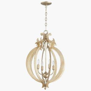 Danelle - Four Light Pendant