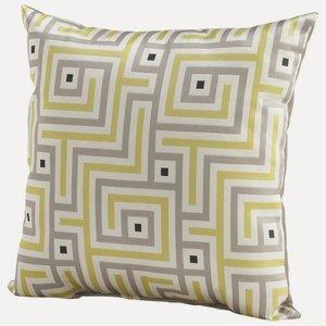 18 Inch Maze Pillow