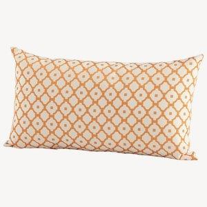 "Dot Matrix - 24"" Pillow"