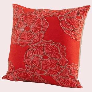 """18"""" Petunia Pillow"""