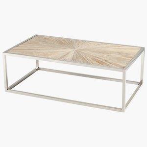 "Aspen - 27.5"" Coffee Table"