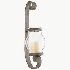 Giraldas - 19.75 Inch Candleholder
