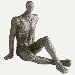 """Andreas - 6.75"""" Sculpture"""
