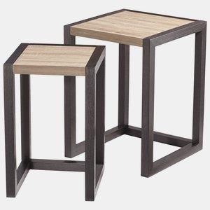 Becket - 23.5 Inch Nesting Table