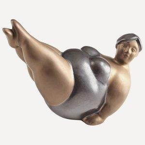 Yoga Betty - 4.5 Inch Sculpture