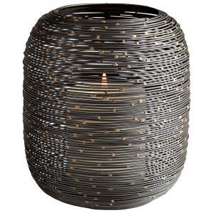 """6.75"""" Large Spinneret Candleholder"""