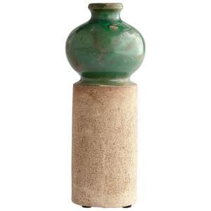 9.75 Inch Large Giada Vase