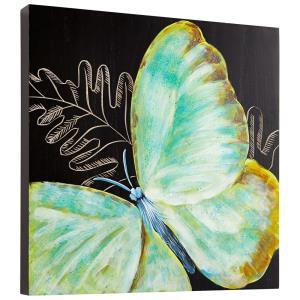 """15.75"""" Papillon Wall Art"""