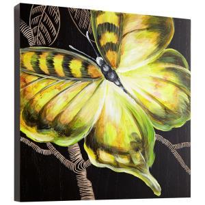 "15.75"" Monarch Wall Art"