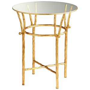 """24"""" Argent Side Table"""