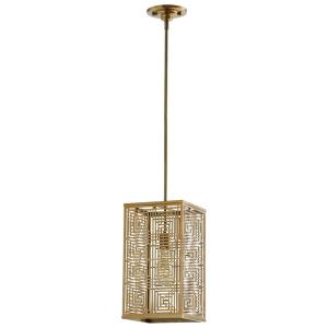 Allison - 8 Inch One Light Pendant