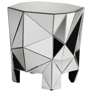 Alessandro Side Table - 26.25 Inches Wide by 25 Inches Long