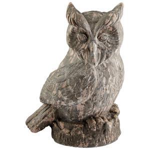 17 Inch Owlet Sculpture