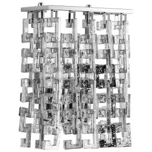 Athropolis - Two Light Wall Sconce - 9 Inches Wide by 12.25 Inches High