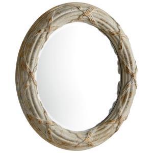 "Ring of Life - 31.75"" Round Mirror"