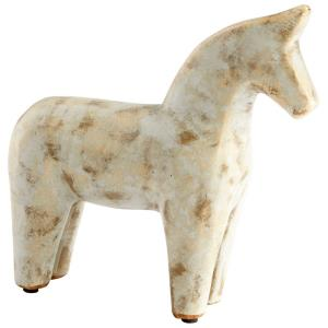 "10"" Large Pony Up Sculpture"