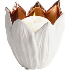 Enamored Evolution - 4.25 Inch Small Candleholder