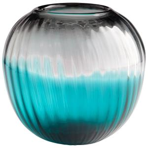 Serenity - Sphere Vase - 10.25 Inches Wide by 9.25 Inches High