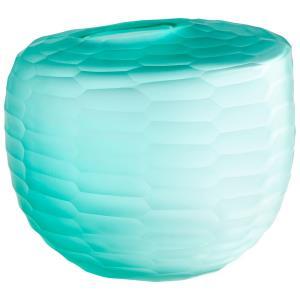 6.25 Inch Medium Seafoam Dreams Vase