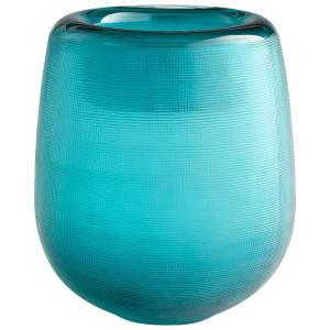 Small On The Water Vase - 6 Inches Wide by 7.25 Inches High