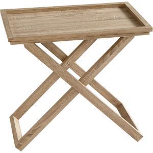 Savannah - 25.75 Inch Tray Table