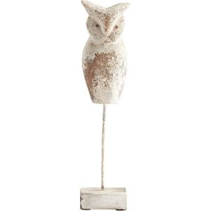 """Scoops Owl - 16.25"""" Small Sculpture"""