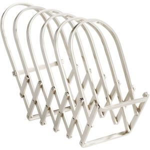 Accordian - 28.5 Inch Magazine Rack