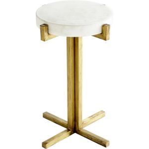 """Discus - 23.25"""" Side Table"""