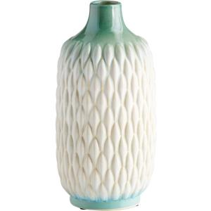 Verdant Bud Sea - Small Vase - 5.5 Inches Wide by 11 Inches High