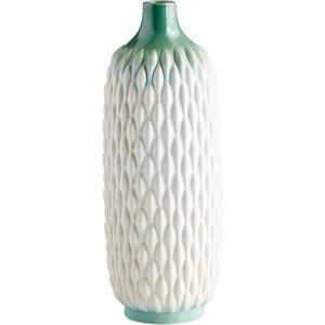 Verdant Bud Sea - 17.5 Inch Large Vase