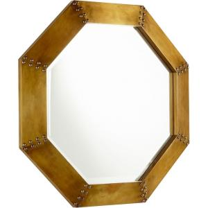 "Octagon - 27.75"" Large Mirror"