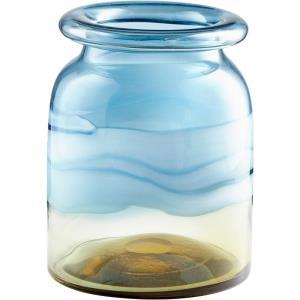 "Dusk On The Horizon - 11"" Small Vase"