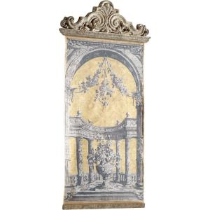Life In Antiquity - 61.25 Inch Chinoiserie