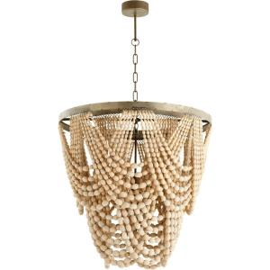 Hammock - One Light Large Pendant - 25.5 Inches Wide by 24.5 Inches High