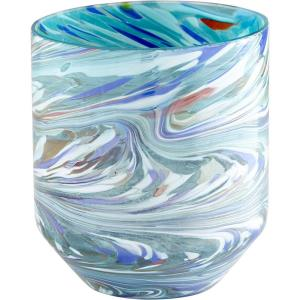 Wanaka - 7.25 Inch Medium Round Vase