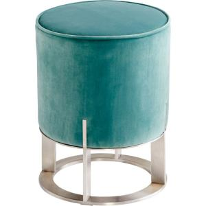 Opal Throne - Ottoman - 14.25 Inches Wide by 18.75 Inches High