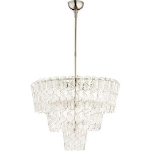 Cannoli - Ten Light Pendant - 27.25 Inches Wide by 26 Inches High