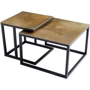 "Arca - 24.25"" Nesting Table (Set Of 2)"