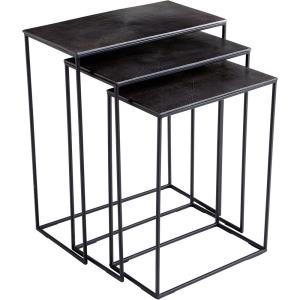 "Kala - 25.75"" Nesting Table (Set Of 3)"