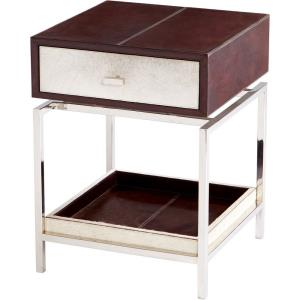 """Curtis - 18"""" Side Table"""