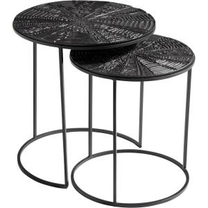 "Quantum - 20"" Nesting Table (Set Of 2)"