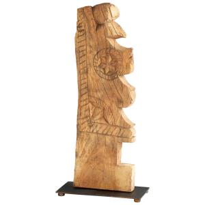 Neolithic - 24.75 Inch Large Sculpture