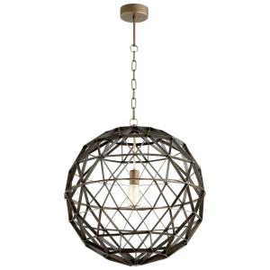 Barton - One Light Pendant - 22.5 Inches Wide by 27.75 Inches High