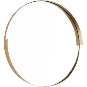 """Gilded Band - 23.25"""" Mirror"""