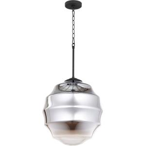 Muir - 1 Light Pendant - 16 Inches Wide by 18 Inches High
