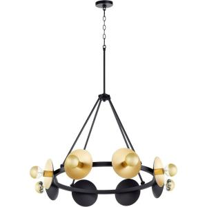 Artemis - 8 Light Chandelier - 31.5 Inches Wide by 26.5 Inches High