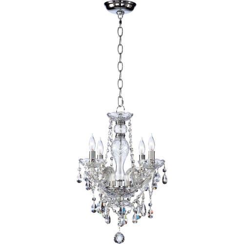 Quorum Lighting 630-4-514 Katrina - Four Light Chandelier